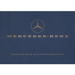 Mercedes Benz LP / LPK / LPS / LPKO - 1517 / 1519 (1971) - Ersatzteilkatalog
