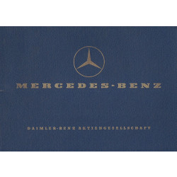 Mercedes Benz L 2624 / 6x4 - LA1624 / 6x6 (1970) Ersatzteilkatalog