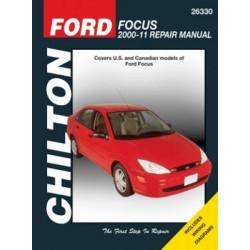 Ford Focus (00-11) Reparaturanleitung Chilton