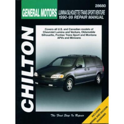 GM Lumina APV/Silhouette/Trans Sport/Venture (90 - 99) - Repair Manual Chilton
