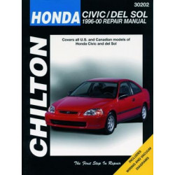 Honda Civic, Del Sol (96-00) - Reparaturanleitung