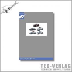 BMW MINI (05-15) Handschaltgetriebe - Werkstatthandbuch