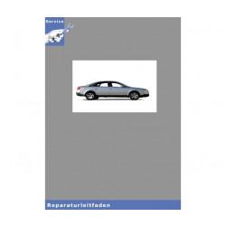 Audi A6 4B (97-05) 2,5 L TDI Motor - Reparaturleitfaden Motor Mechanik