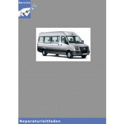 VW Crafter, 2E 2F (06>) Karosserie-Montagearbeiten Innen - Reparaturanleitung