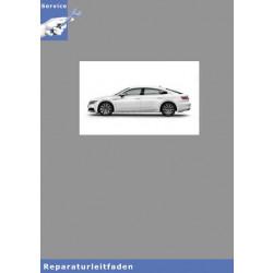 VW Arteon 3H7 (18>) Eingebautes 6 Gang Schaltgetriebe 02S - Reparaturanleitung