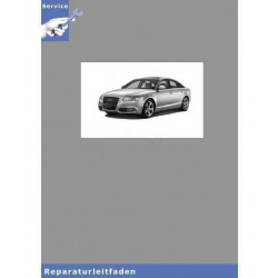 Audi A6 4G (11>) 7 Gang-Doppelkupplungsgetriebe 0B5 - Reparaturleitfaden