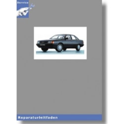 Audi 100 Typ C3 44 (82-91) KE-Jetronic Zündanlage KZ PX RT - Reparaturleitfaden