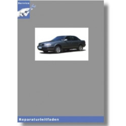 Audi 100 C4 4A (90-97) Automatisches Getriebe 01N - Reparaturleitfaden