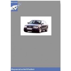 Audi A4 8D (95-02) 6-Zylinder Motor, (Turbo) Mechanik  - Reparaturleitfaden