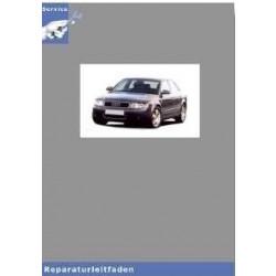 Audi A4 8D (95-02) 6-Zylinder Motor, (5-Ventiler) Mechanik  - Reparaturleitfaden
