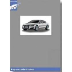 Audi A7 (11>) 4-Zyl. Benzindirekteinspritzer 1,8l 2,0l Turbo 4V Motor, Mechanik
