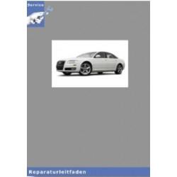 Audi A8 4E (02-10) Karosserie Montagearbeiten innen - Reparaturleitfaden
