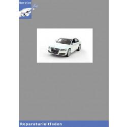 Audi A8 4H (10>) 6-Zyl. TDI Common Rail 3,0l; 4V Einspritz- und Vorglühanlage