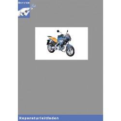 BMW F650 CS  (01-05) - Werkstatthandbuch