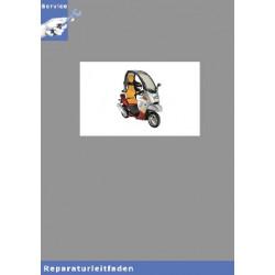 BMW C1 / C1 200 (2000-2003) Werkstatthandbuch