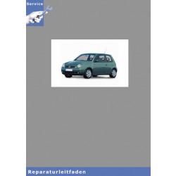 VW Lupo, Typ 6X 6E (98-06) Heizung, Klimaanlage - Reparaturanleitung