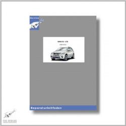 BMW X5 E70 (06-13) Heizung und Klimaanlage - Werkstatthandbuch