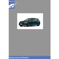 BMW 1er F20 (10-15)  N13 - Motor und Motorelektrik - Werkstatthandbuch