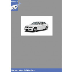 BMW 3er E90 (04-11) 6 Gang Automatikgetriebe GA6 - Reparaturleitfaden