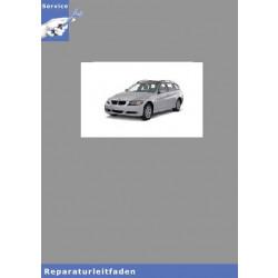 BMW 3er E91 (04-12) 6 Gang Schaltgetriebe GS6 - Werkstatthandbuch