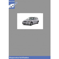 BMW 3er E91 (04-12) 6 Gang Automatikgetriebe GA6 - Reparaturleitfaden