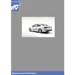 BMW 3er E92 (05-13) - Fahrwerk Achsen Lenkung - Werkstatthandbuch