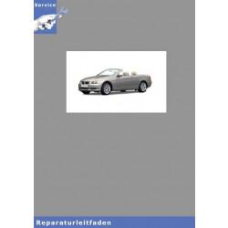 BMW 3er E93 (05-13) Karosserie Ausstattung - Werkstatthandbuch