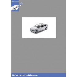 BMW 3er F30 (15>) 318i B38 Motor und Motorelektrik - Werkstatthandbuch