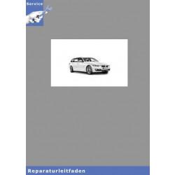 BMW 3er F31 (11>) Karosserie Aussen - Werkstatthandbuch