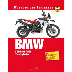 BMW F 650 / F 800 R / ST / GS (06-10) - Reparaturanleitung Schrauberbuch