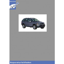 BMW X5 E53 (03-06) 4.4 / 4.8 L N62 Benzinmotor - Werkstatthandbuch