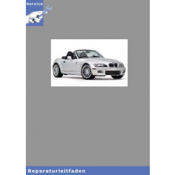 BMW Z3 E36 Roadster (94-02) Automatikgetriebe - Werkstatthandbuch
