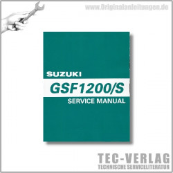 GSF1200/S (97 - 00, 04) - Service Manual