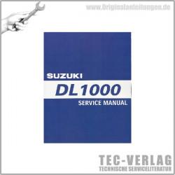Suzuki DL1000 (02-12) - Service Manual