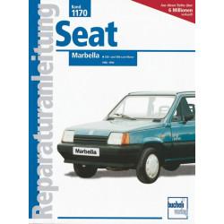 Seat Marbella (86-94) - Reparaturanleitung