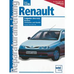 Renault Laguna 1.8 / 2.0 / 3.0 Liter (93-98) - Reparaturanleitung