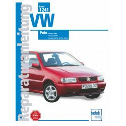 VW Polo III (96-99) - Reparaturanleitung