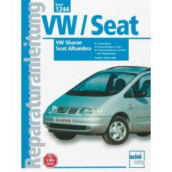 VW Sharan / Seat Alhambra (98-00) - Reparaturanleitung