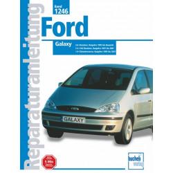 Ford Galaxy (95-01) - Reparaturanleitung