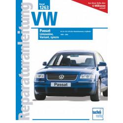 VW Passat V (99-02) 1.6 / 1.8 / 2.0 L incl. Variant / Synco- Reparaturanleitung