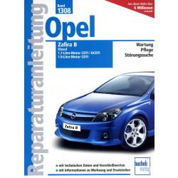Opel Zafira B 1,7 / 1,9 Liter Diesel (2005>) Reparaturanleitung