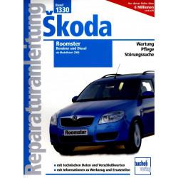 Skoda Roomster Benziner und Diesel (2006-2011) - Reparaturanleitung