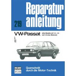 VW Passat L / S / LS / TS- Reparaturanleitung