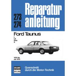Ford Taunus (76-79) - Reparaturanleitung