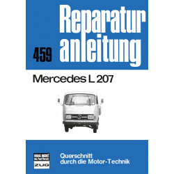 Mercedes L 207- Reparaturanleitung Bucheli