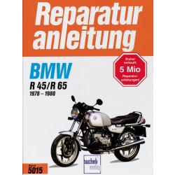 BMW R 45 / R 65 (78-80) - Reparaturanleitung