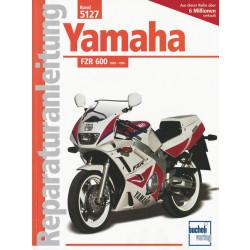 Yamaha FZR 600 (89-95) - Reparaturanleitung