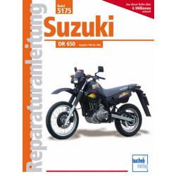 Suzuki DR 650 (90-96) - Reparaturanleitung