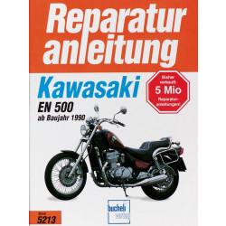 Kawasaki EN 500 (90>) - Reparaturanleitung