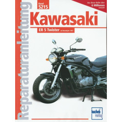 Kawasaki ER 5 Twister (97>) - Reparaturanleitung